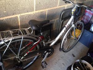 Raleigh pioneer metro lx hybrid