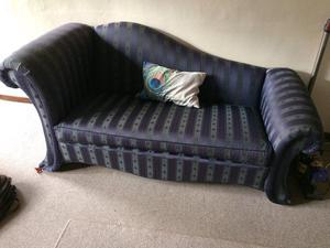 STUNNING LARGE CHAISE LOUNGE CAN DELIVER FREE