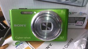 Sony Cyber-shot DSC-WMP Digital Camera - GREEN- IN