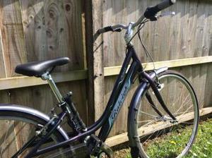 Women's Raleigh Hybrid Bike
