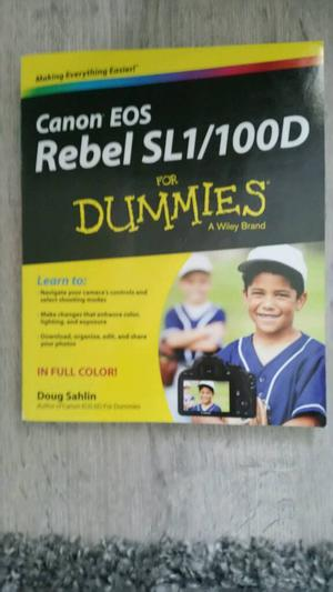 canon sld for dummies