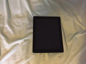 APPLE IPAD 4 16GB RETINA GOOD CONDITION