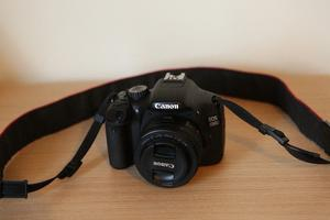 Canon EOS 550D with Canon 50mm F/1.8 STM lens