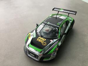 """Carrera Digital  Audi R8 LMS """" Yaco Racing, no. 16"""