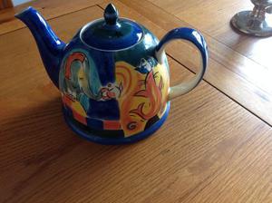 Delightful Large Whittards Teapot with elephant design