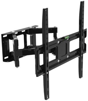 Double Arm Cantilever TV wall Bracket with Tilt and Swivel 32 to kg PC SKY NEW