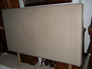 Double Bed Headboard (REDUCED PRICE)