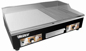 Electric Commercial Brand New Flat /Groove / Half Griddle /