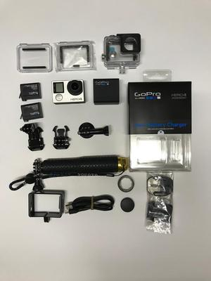 GoPro hero 4 silver edition sport camera