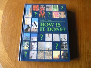 Hardback Book How Is It Done by Readers Digest Weymouth Free local delivery