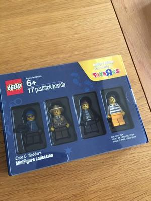 LEGO Toys R Us LIMITED EDITION Exclusive Cops And Robbers