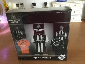 Newcastle United FC season  strips puzzle