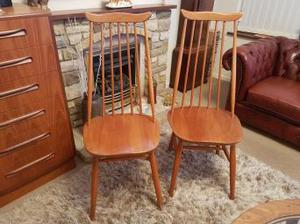 Pair of Ercol style Chairs