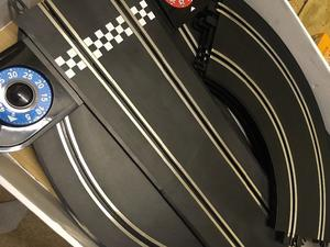 Scalextric Start Track 5m 40cm