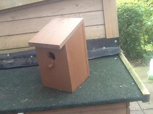Small bird boxes for sale
