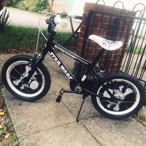 Star Wars Storm Trooper 16inch Bike