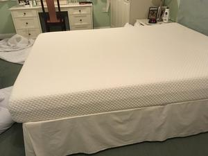Tempur 21 original mattress king size
