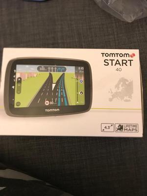Tomtom start 40 mint condition