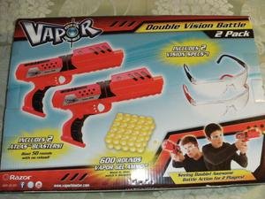 VAPOR ULTIMATE 2 PLAYER BATTLE KIT (Brand New & Boxed)