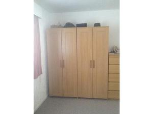 Wardrobes by Ikea in Wareham