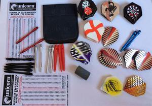 job lot or darts accessories