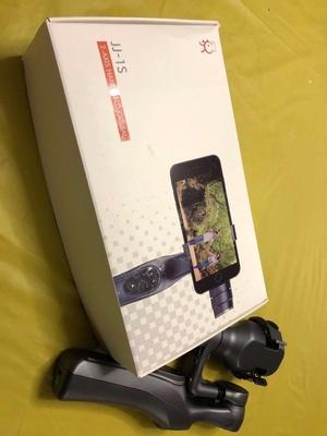 BRAND NEW BOXED JJ-1S BRANDED GIMBAL WITH ALL ACCESSSORIES ORIGINAL BOX CABLE