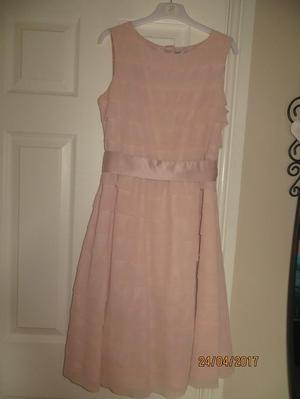 Debenhams John Rocha bridesmaids dress, age