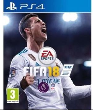 FIFA 18 PS4 BRAND NEW AND SEALED