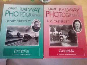 GREAT RAILWAY PHOTOGRAPHERS