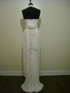VINTAGE ALTERNECK WEDDING DRESS