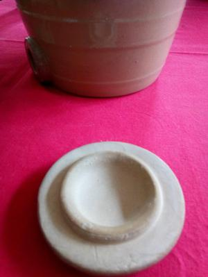 VINTAGE s - Handcrafted MOIRA POTTERY stoneware wine bar