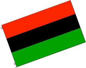 3'x5' african american flag, african-americ an banner,