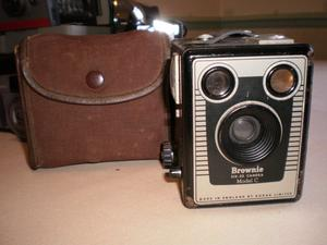 A Collection of early camera,s