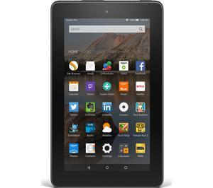 "BRAND NEW Amazon Kindle Fire 7 7"" Tablet 8GB, Wi-Fi - Black"