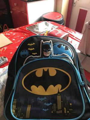 Batman rucksack