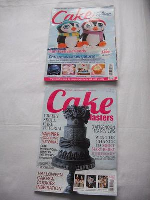 Cake - Craft and Decoration Books