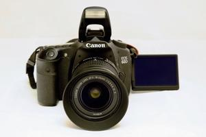 Canon 60D and mm IS lens