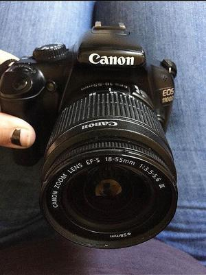 Canon D with 3 Lenses Package