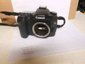 Canon EOS40D dslr camera Low shutter count