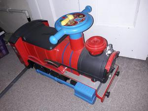 Children's ride on train