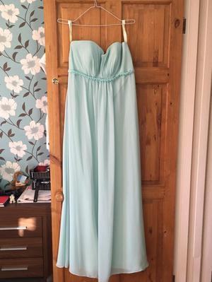 Evening dress/bridesmaid dress