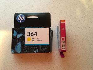 Genuine HP 364 ink cartridges