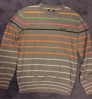 Gio-Goi striped jumper.