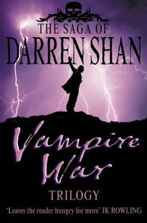 "(Good)-The Vampire War Trilogy: ""Hunters of the Dusk"","