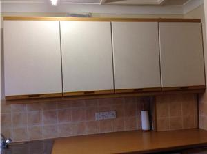 Kitchen Wall Units & Base Units, Sink & taps, worktop &