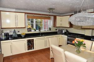 Kitchen for sale - Free appliances, granite worktops - Used