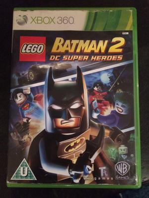 Lego Batman 2 game for Xbox 360