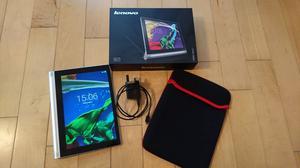 Lenovo Yoga Tablet GB, Wi-Fi, Platinum,