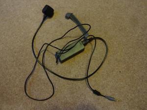 Lenovo laptop AC adapter / power supply.