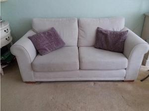 Next 2 seater couch in Poole